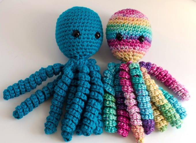 Crochet An Octopus For Preemies Crochet 40 Knit Too Best Octopus Crochet Pattern