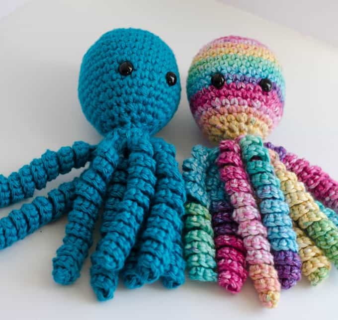 Crochet An Octopus For Preemies Crochet 60 Knit Too Classy Preemie Crochet Patterns