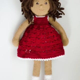 Crochet Rag Doll – The Story Behind the Doll