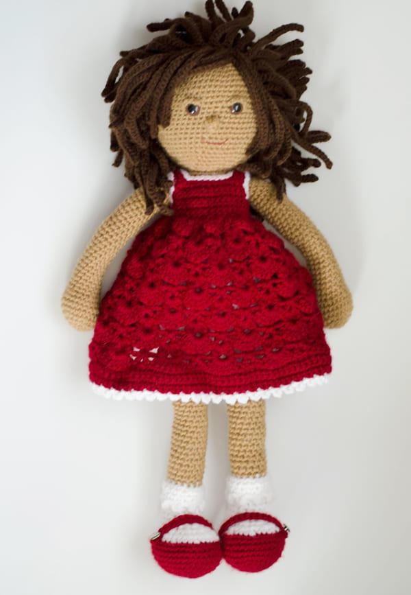 Crochet Rag Doll The Story Behind The Doll Crochet 365 Knit Too