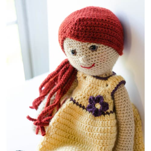 Crochet Rag Doll - The Story Behind the Doll - Crochet 365 ...