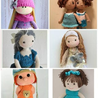 Best Crochet Dolls