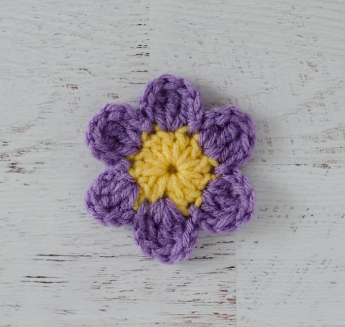 Easy Crochet Flower Pattern Crochet 365 Knit Too