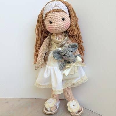 Best Crochet Dolls Crochet 365 Knit Too