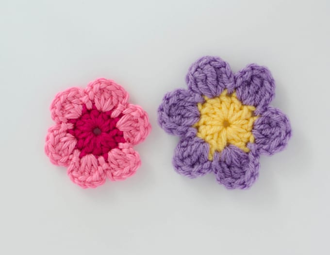 Easy Crochet Flower Pattern Crochet 40 Knit Too Magnificent Crochet Flowers Patterns