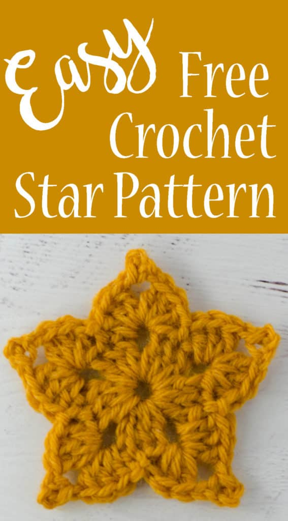Crochet Star Pattern