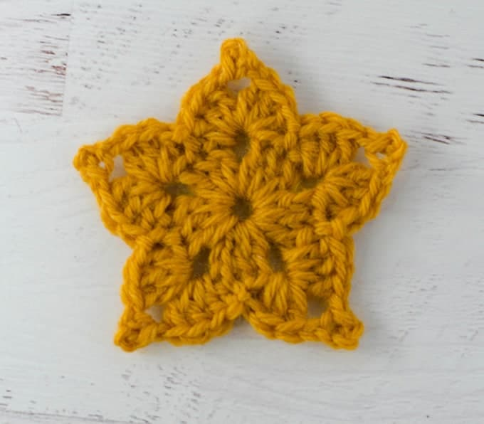 Easy Crochet Star Pattern Crochet 365 Knit Too