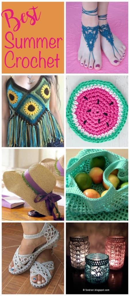 Best Summer Crochet