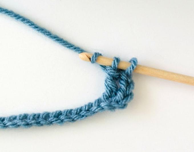 Triple Crochet