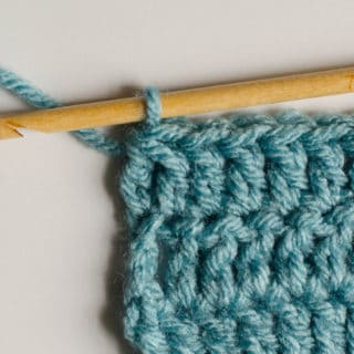 Double Crochet Decrease