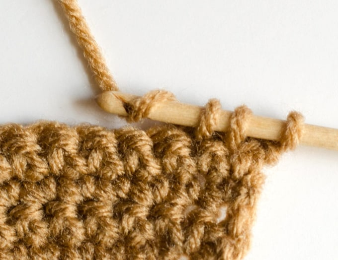 How to single crochet decrease