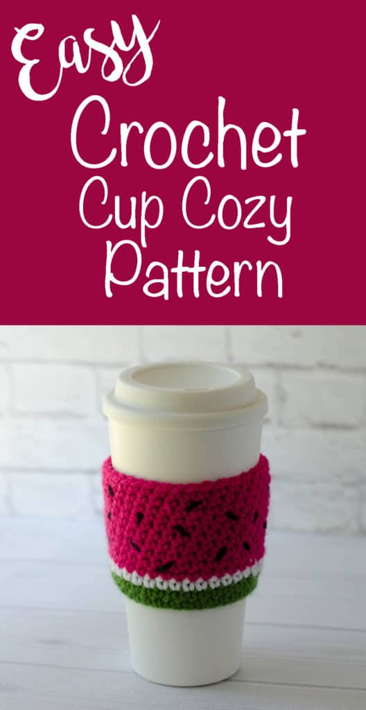 Watermelon Cup Cozy