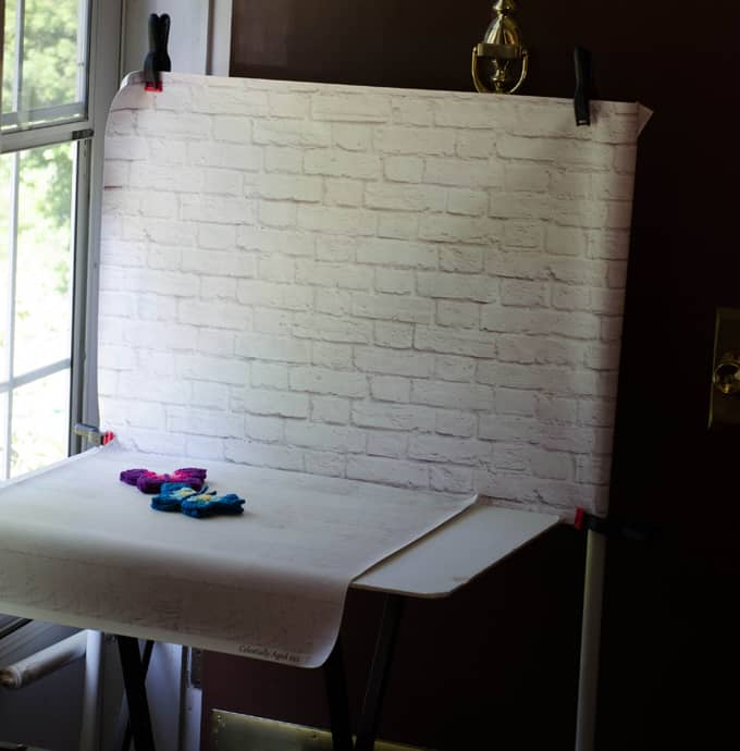 Crochet Photo Backdrop
