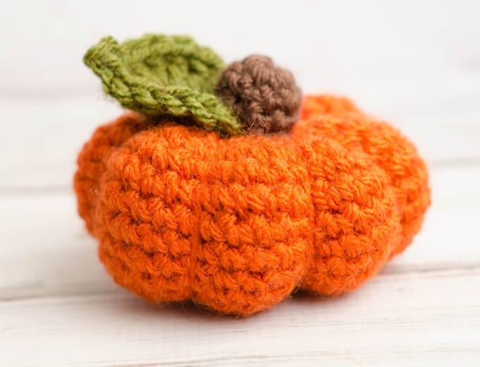 snalll pumpkin pattern