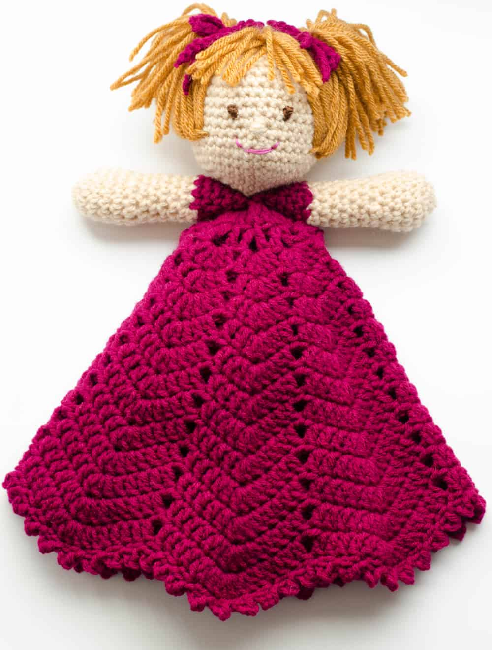 Crochet Friday Favorites-Emily Doll