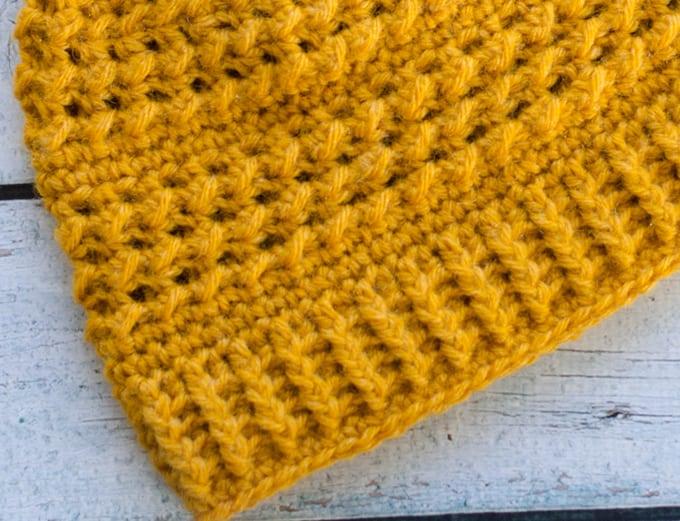 Great Lakes Beanie Crochet Pattern