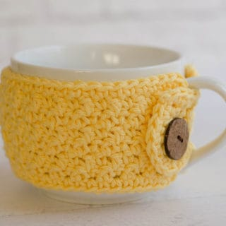 Soup Mug Cozy