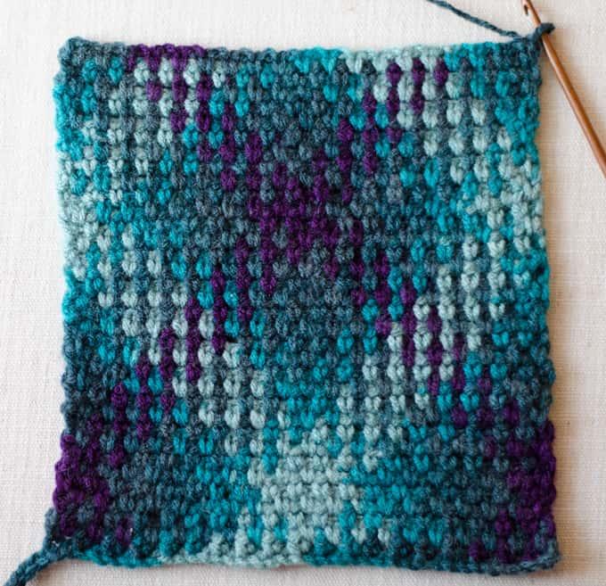Planned Pooling Crochet