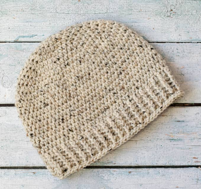 2dbdca0a5ff Mens crochet hat pattern. Salt of the Earth Men s Crochet Beanie. Love this!