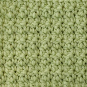 How to Crochet the Silt Stitch