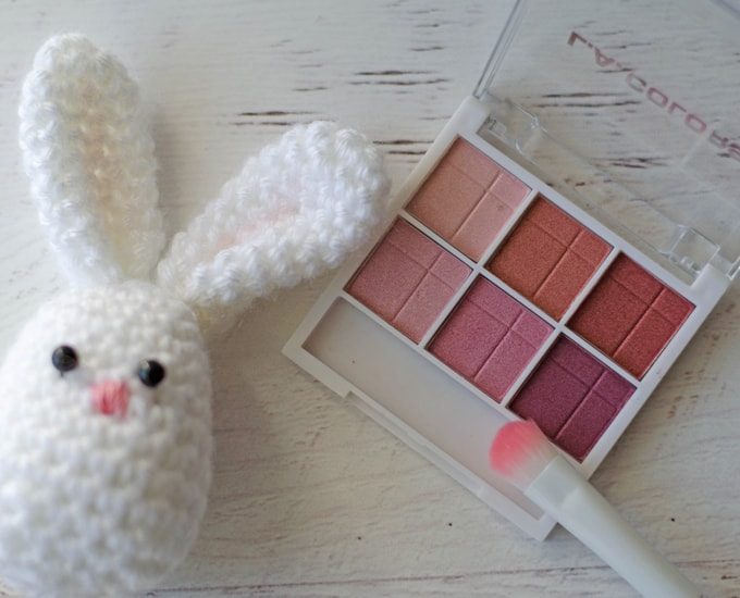 Crochet Easter Egg Bunny