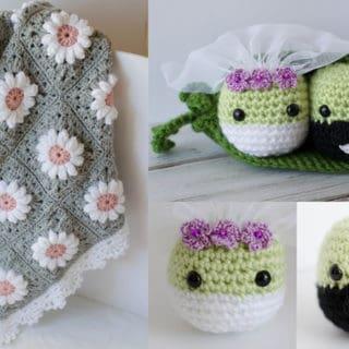 Spring Crochet Pattern Bundle