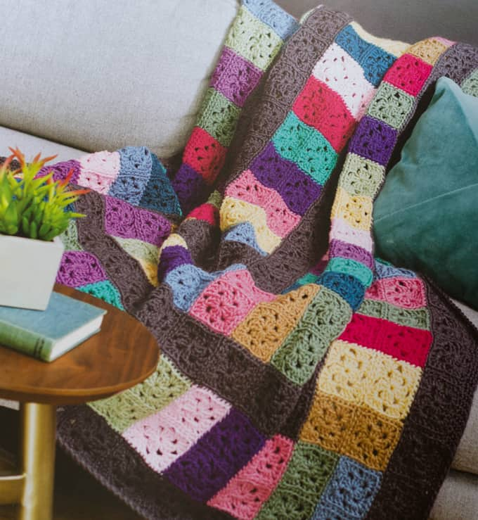 Leisure Arts Cheery Projects To Brighten Your Day Crochet 365
