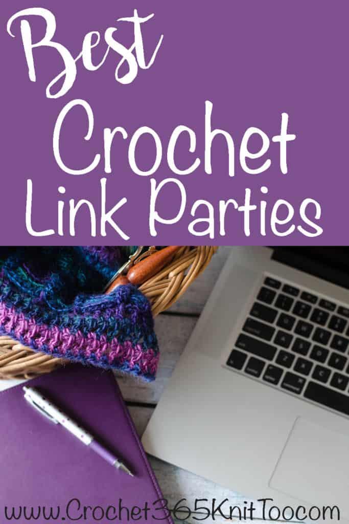 Best Crochet Link Parties