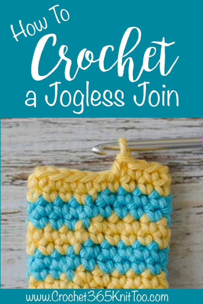 How to Crochet a Jogless Join