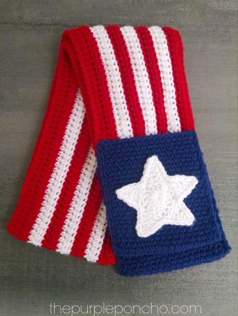 Best Patriotic Crochet Patterns