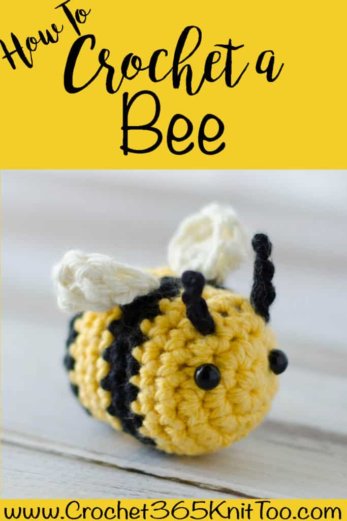 Crochet Bee Crochet 365 Knit Too
