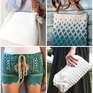 Summer Crochet Pattern Bundle