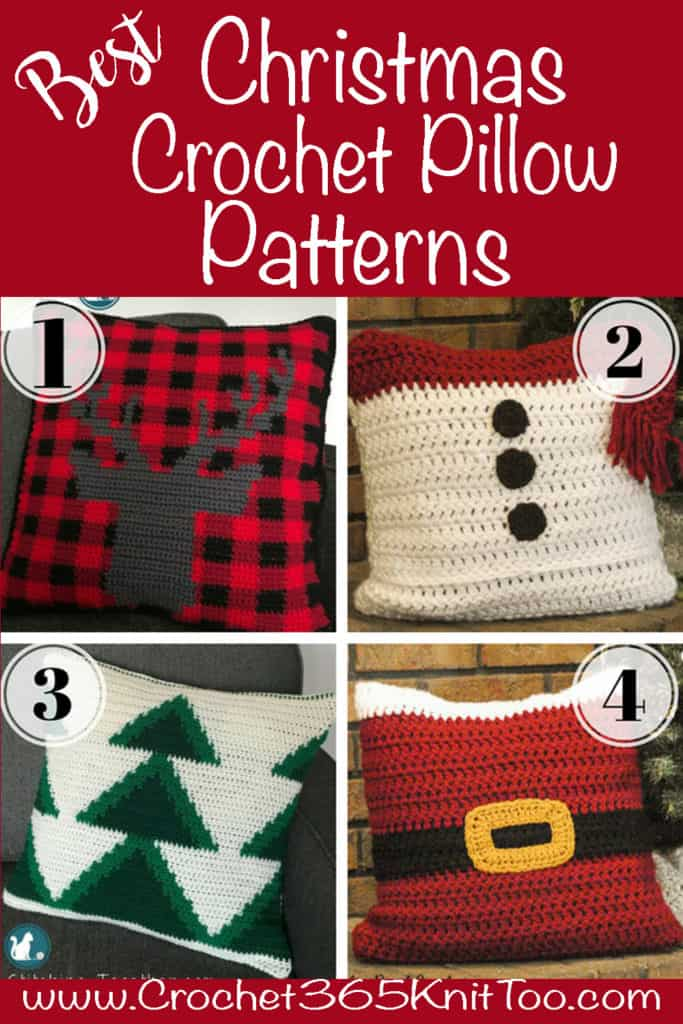 Best Christmas Crochet Decor