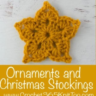 Christmas in July Part 2: Christmas Stockings and Ornaments