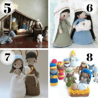 Best Crochet Nativity Patterns