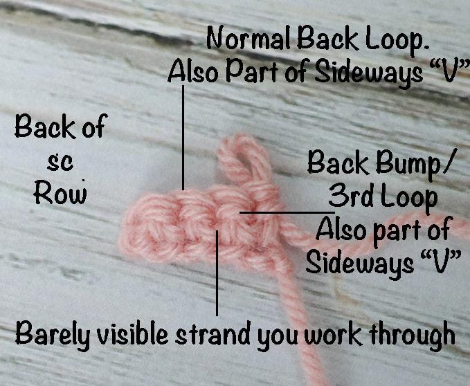 Crochet Spiral Handle Crochet Spiral Cord