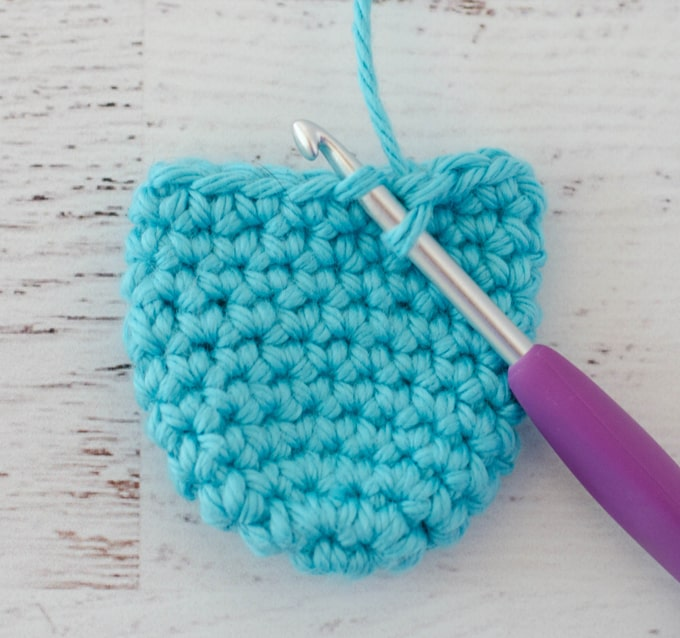 How to Crochet Invisible Decrease