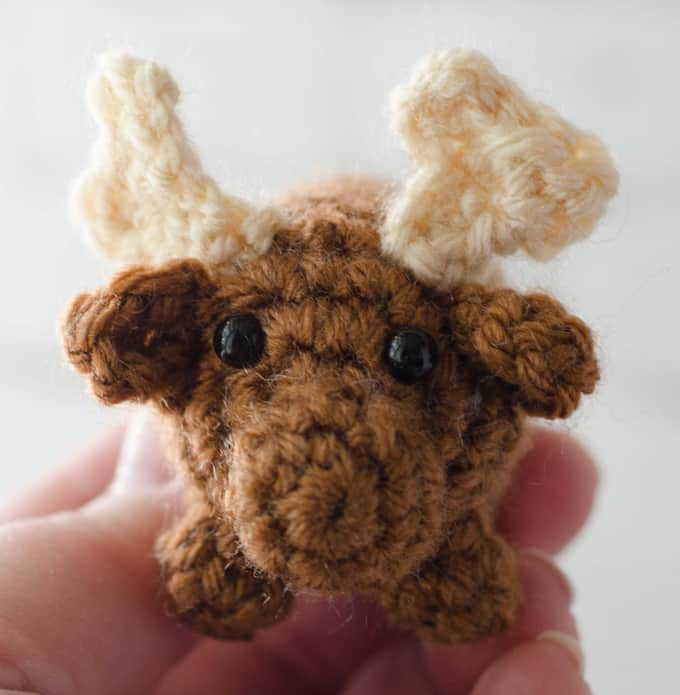 Moose on the Loose Free Pattern | 695x680