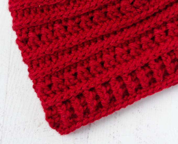 Learn how to knit a beanie
