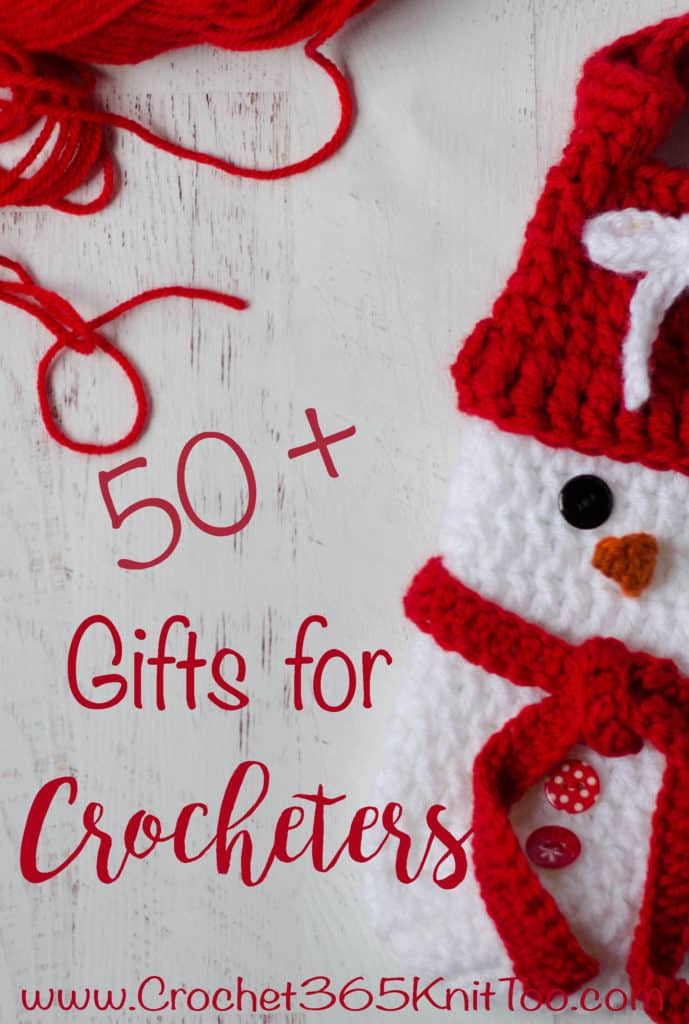50 Gift Ideas for Crocheters