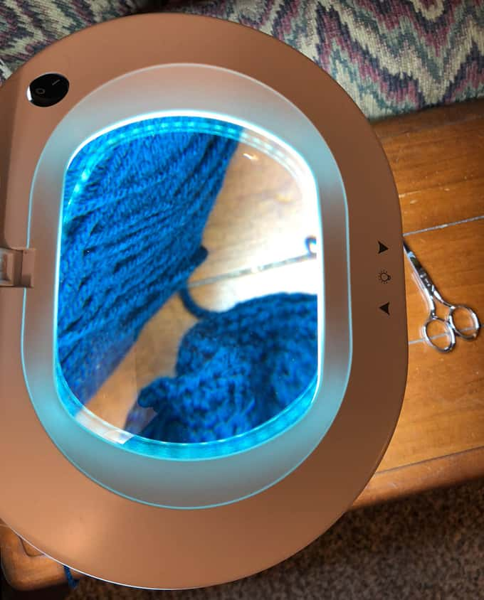Brightech Magnifying Light Review