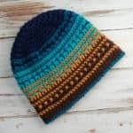 Crochet Big Bay Beanie