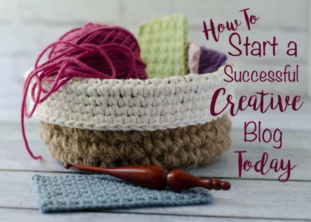 Start a Creative Blog