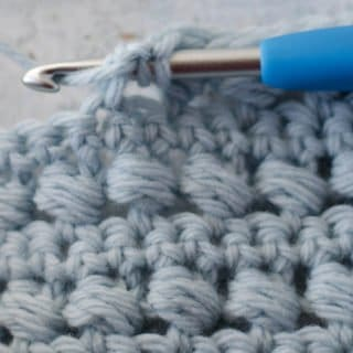Crochet Bead Stitch Tutorial