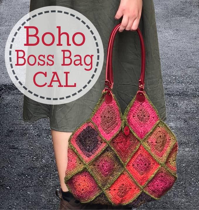 Boho Boss Bag CAL