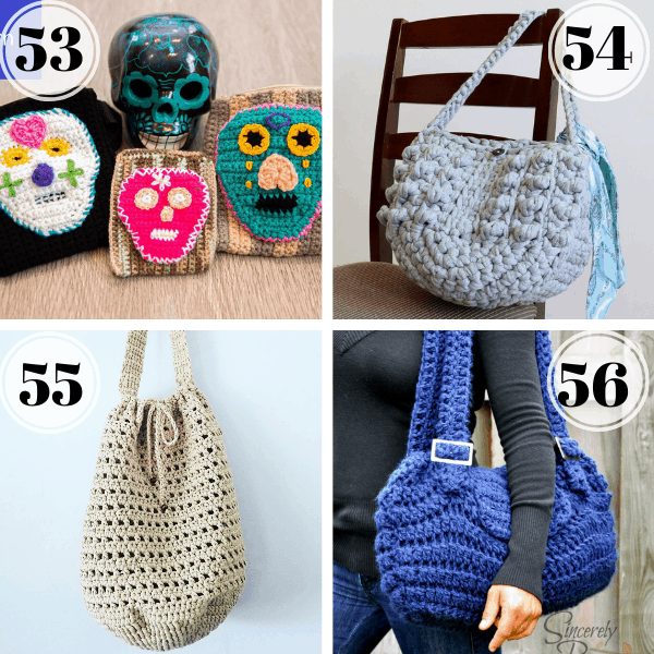 Crochet Bag Patterns