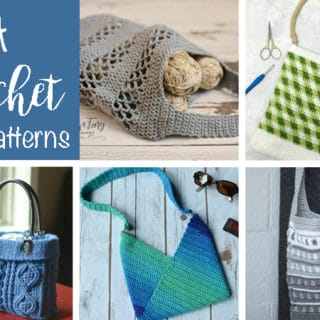 60 Spectacular Crochet Bag Patterns You'll Love to Make