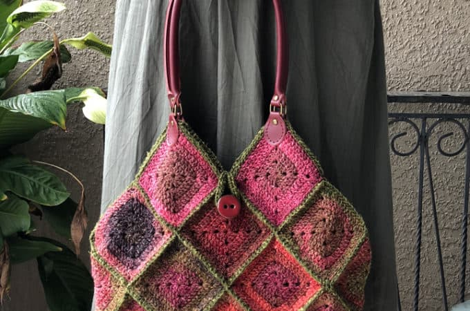 Crochet Bag Finishing