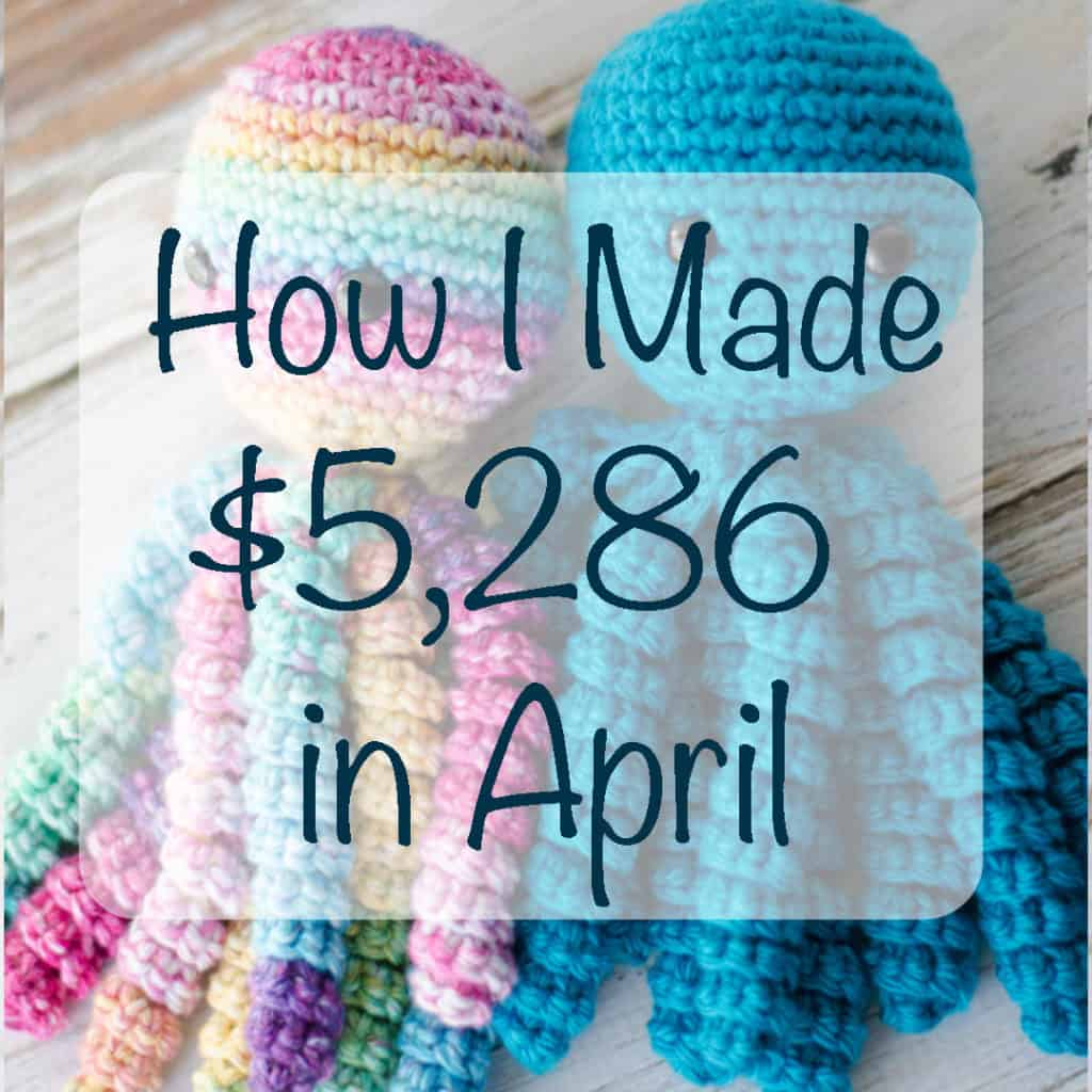 Make Money Crochet Blogging