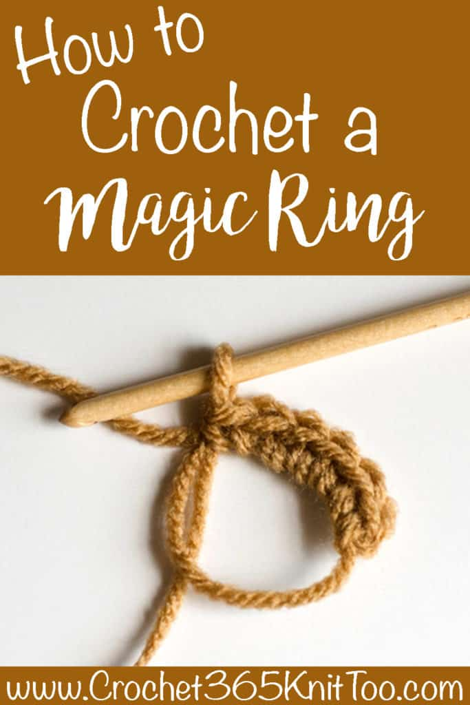 Crochet a Magic Ring